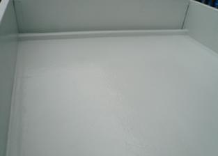 FRP塗りこみで錆止め対策